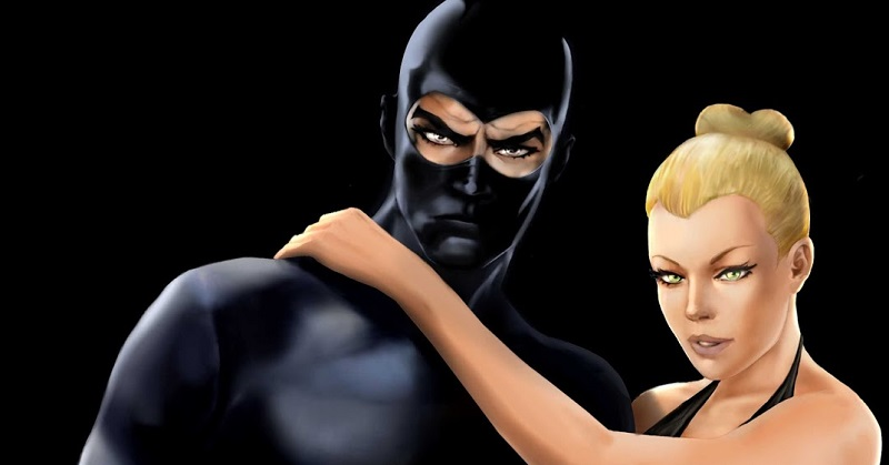 Diabolik track of the panther serie animata limited edition