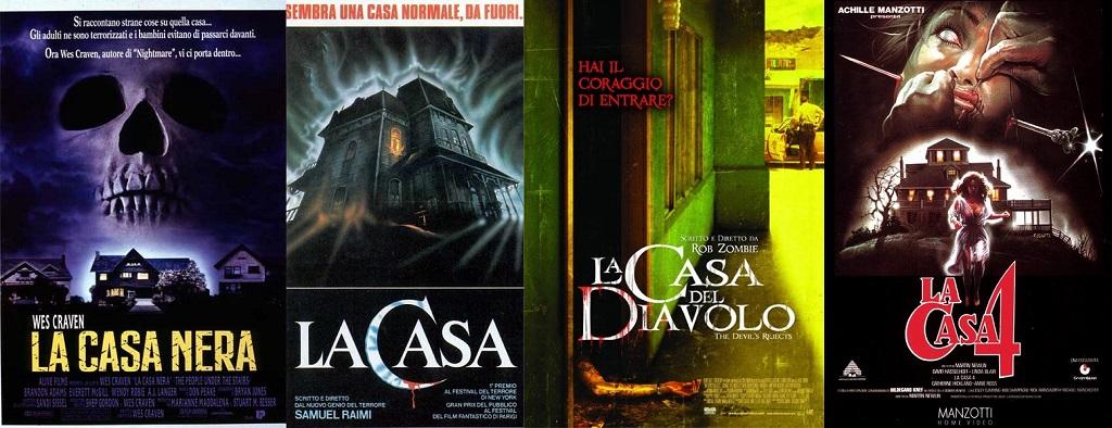dossier la casa cinema horror locandina