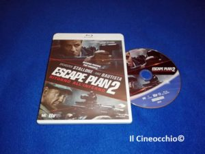 escape plan 2 blu-ray