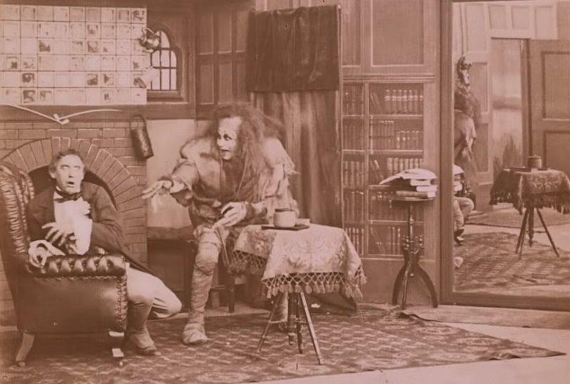 frankenstein 1910 film
