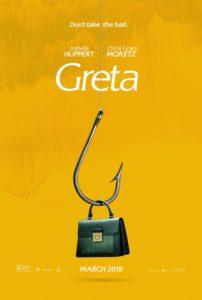 greta film Neil Jordan poster