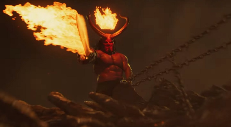 hellboy 2019 film marshall