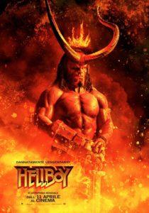 hellboy film 2019 poster