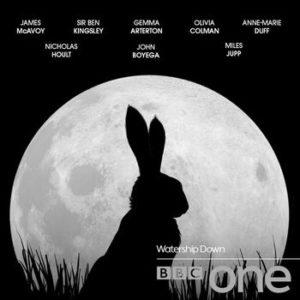 la collina dei conigli serie netflix 2018 poster