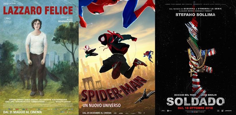 locandine film 2018 poster
