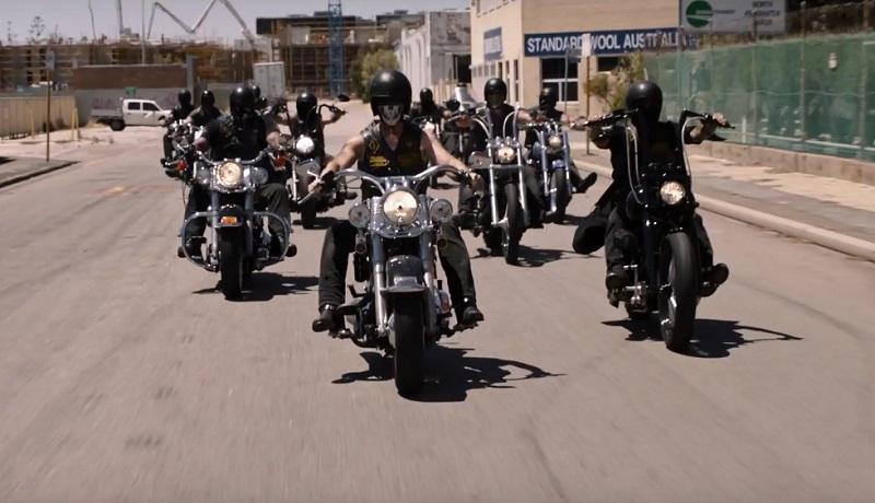 outlaws film Stephen McCallum