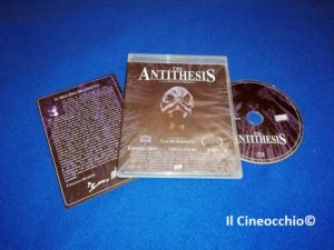 the entithesis blu-ray