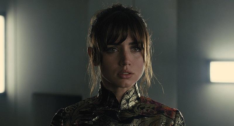 Ana de Armas in Blade Runner 2049 (2017)