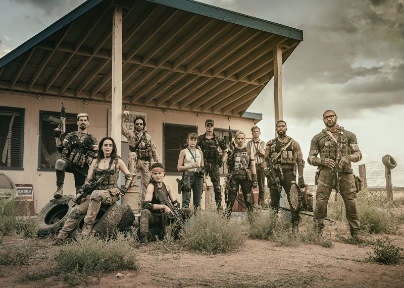 Army of the Dead film snyder