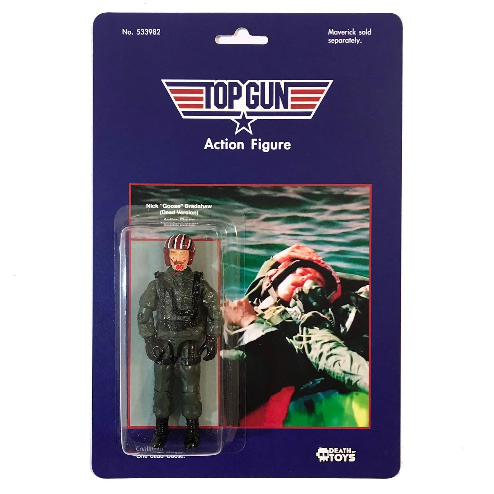 Dan Polydoris action figures customizzate morti anni '80 (4)