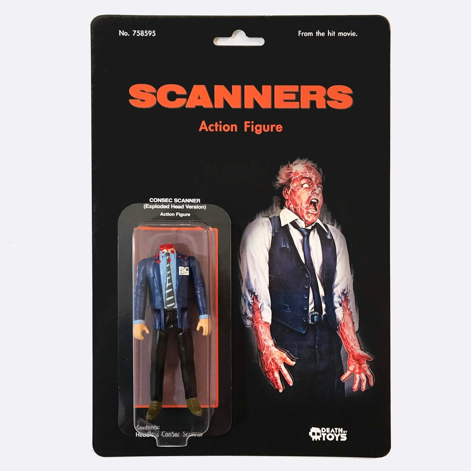 Dan Polydoris action figures customizzate morti anni '80 (8)