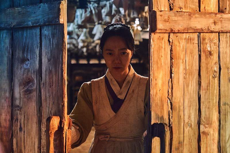 Doona Bae in Kingdom (2019) Netflix