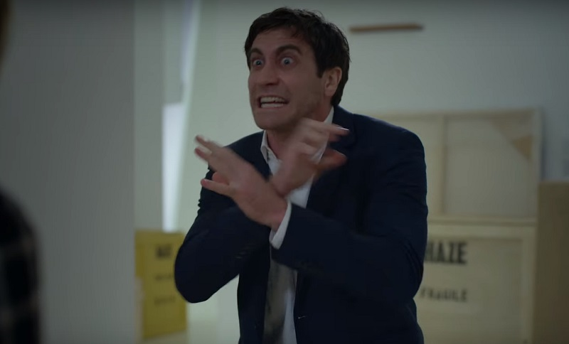 Jake Gyllenhaal Velvet Buzzsaw (2019)