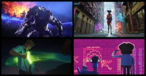 LOVE, DEATH & ROBOTS serie netflix animazione