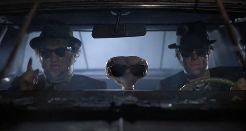 MIB Men In Blues cortometraggio