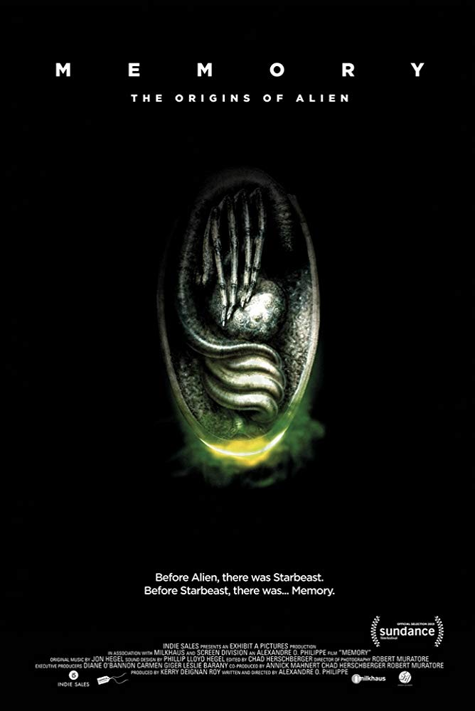 Memory The Origins Of Alien poster