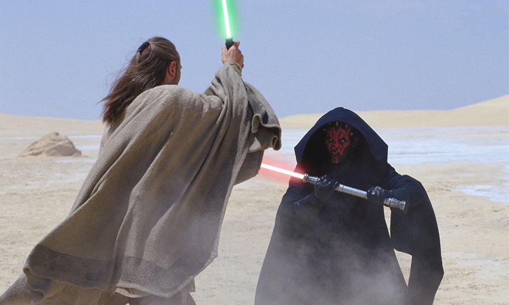 Star Wars Episodio I - La minaccia fantasma darth maul