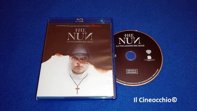 The nun - la vocazione del male blu-ray