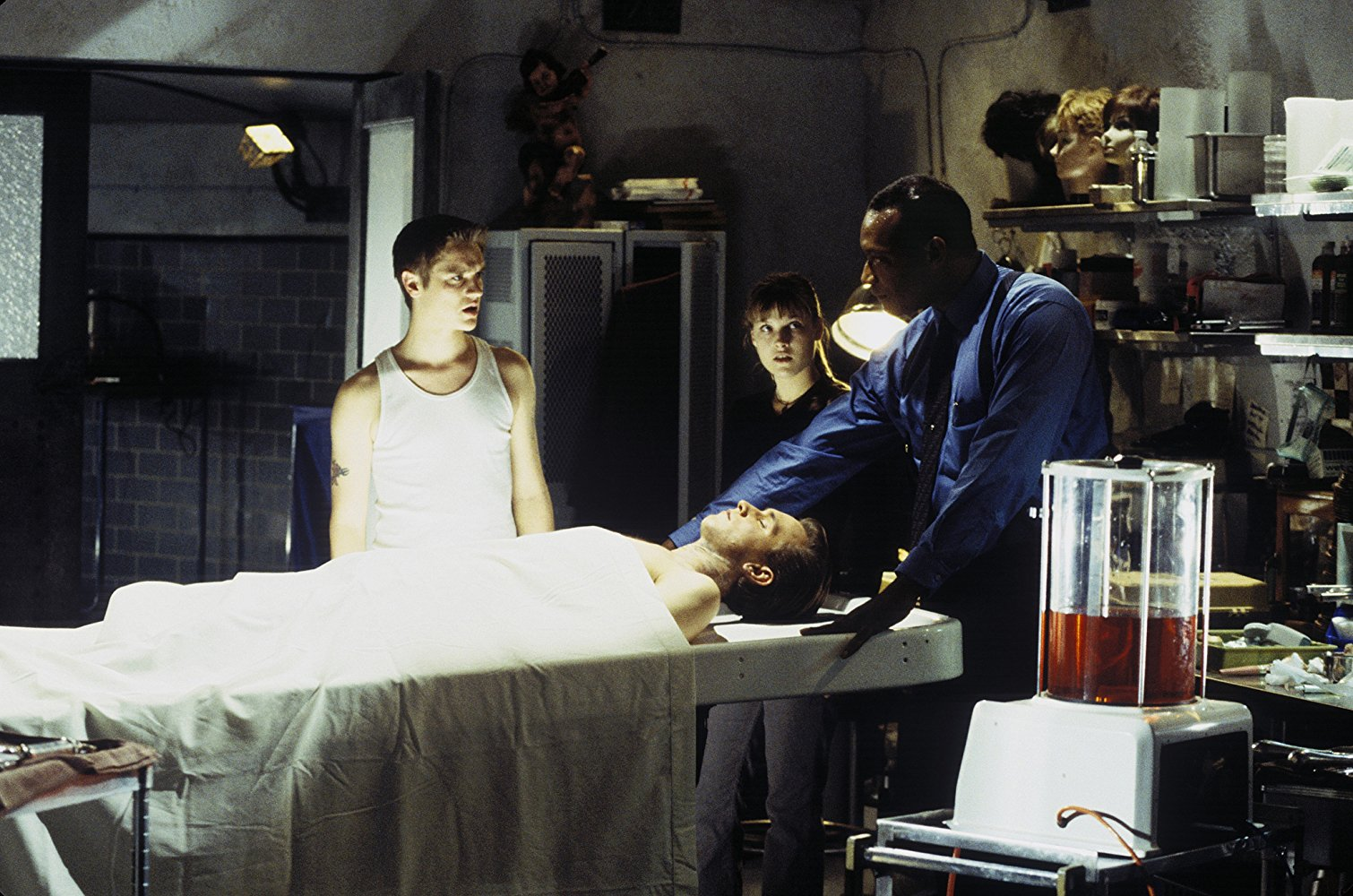 Tony Todd in Final Destination (2000)