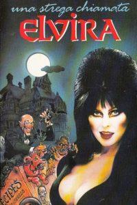 Una strega chiamata Elvira (1988) poster