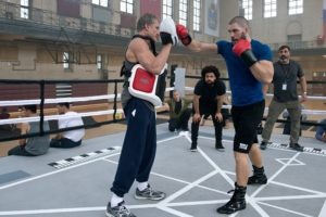 creed II set drago