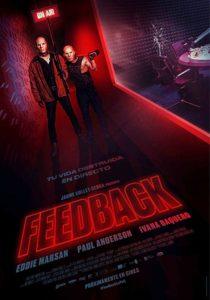 feedback poster film Pedro C. Alonso