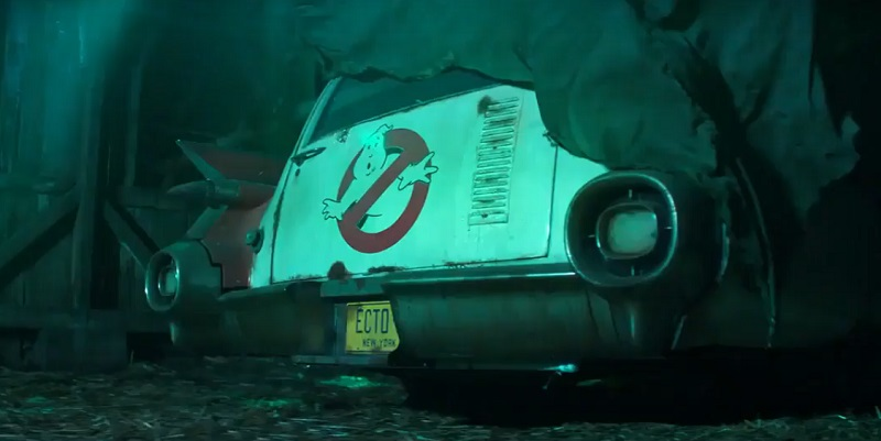 ghostbusters 3 film ecto-1