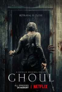 ghoul minisere netflix poster