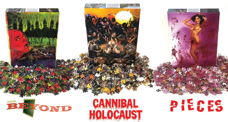 horror puzzle l'adilà cannibal holocaust