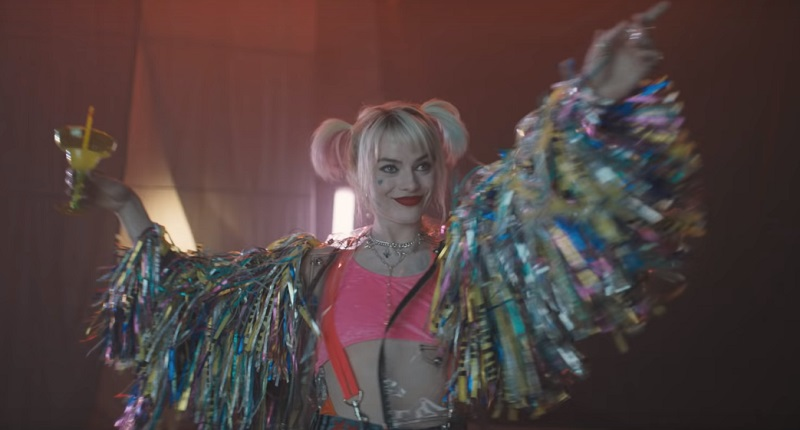margot robbie birds of prey harley quinn