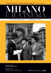 milano e il cinema mostra poster
