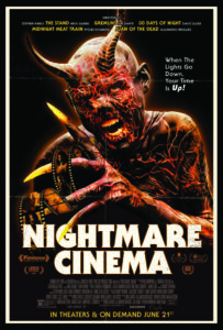 nightmare cinema film poster