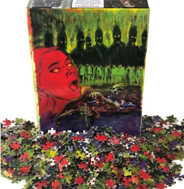 puzzle l'aldilà horror