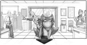 spider-man 4 raimi mysterio