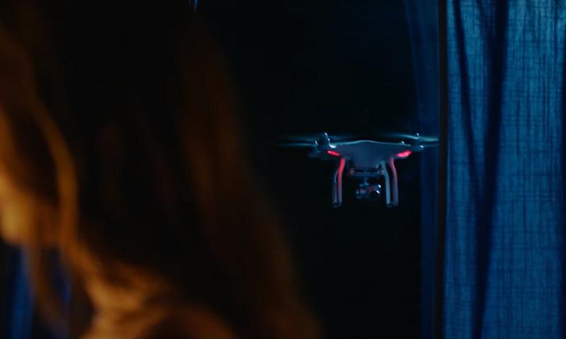 the drone film Jordan Rubin