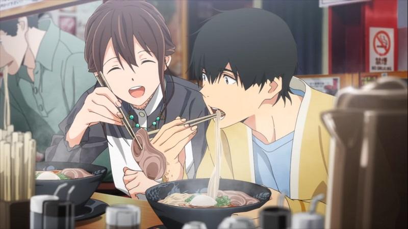 voglio mangiare il tuo pancreas film anime