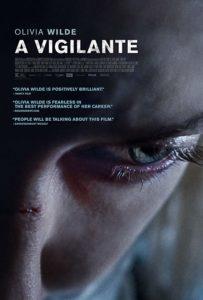 A Vigilante olivia wilde film poster