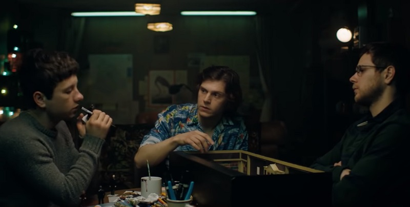 American Animals film evan peters
