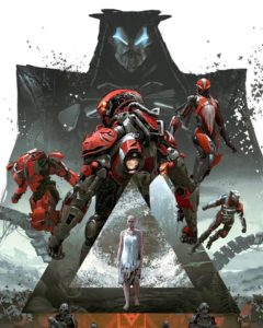 Conviction An Anthem Story di Neill Blomkam poster