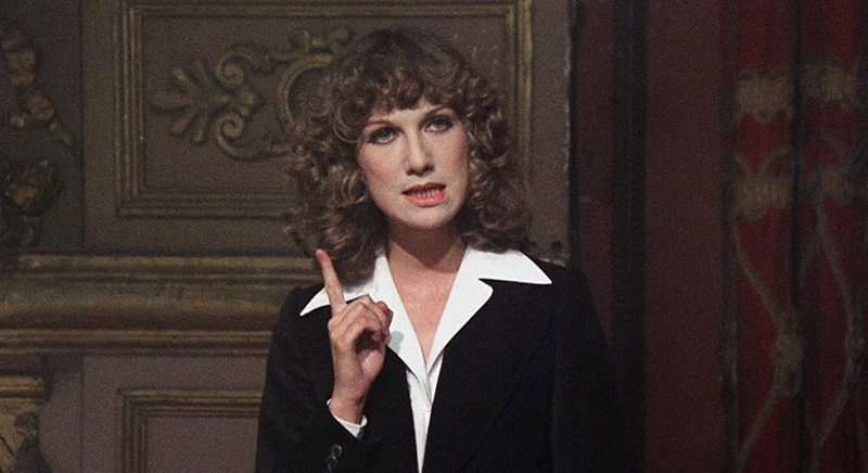 Daria Nicolodi in Profondo rosso (1975)