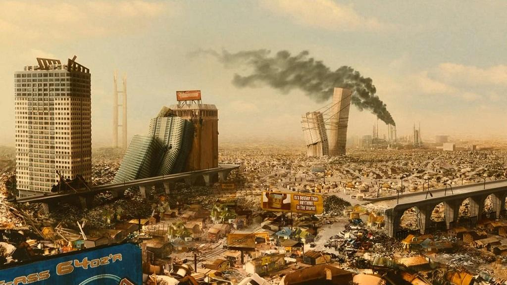 Idiocracy film (2006)