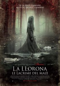 LA LLORONA - LE LACRIME DEL MALE film poster