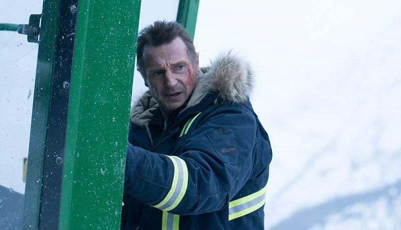 Liam Neeson in un uomo tranquillo film (2019)