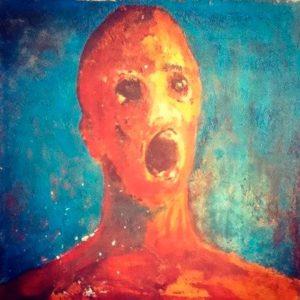 L'uomo angosciato- quadri maledetti
