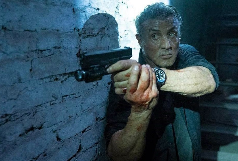 Sylvester Stallone in Escape Plan The Extractors