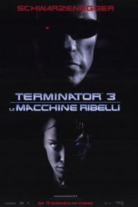 TERMINATOR 3 - LE MACCHINE RIBELLI poster