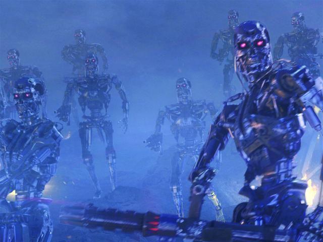 Terminator 3 - 3
