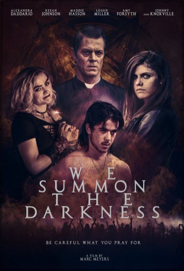 We Summon the Darkness film poster 2019