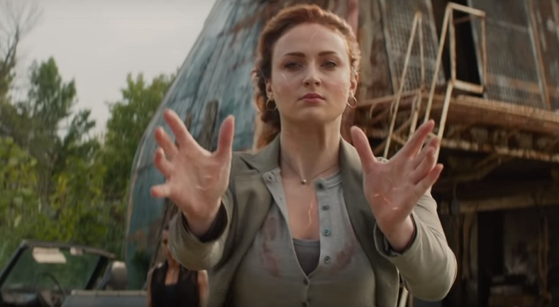 X-Men Dark Phoenix film 2019 fenice