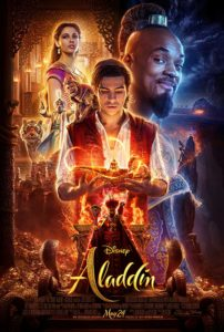 aladdin film 2019 poster